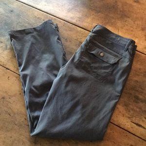 Prana Halle Pant Size 14 Slate Grey